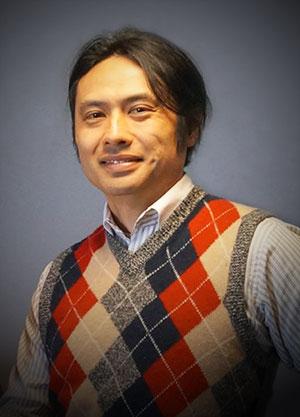 CEO Kojiro Sato